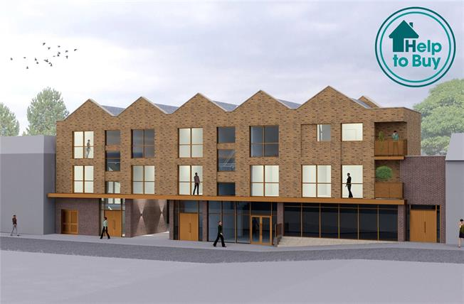 Price on Application, 2 Bedroom Flat For Sale in Hertfordshire, WD19