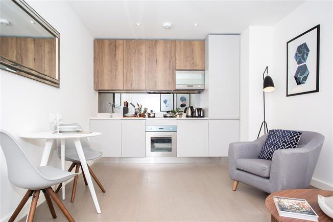 Asking Price £275,000, 1 Bedroom Flat For Sale in St Albans, AL1