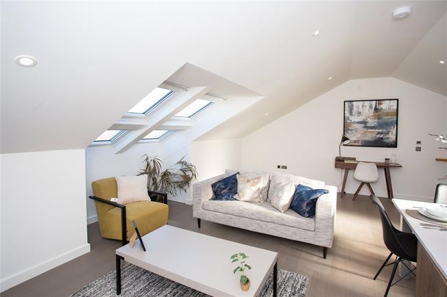 Asking Price £300,000, 1 Bedroom Flat For Sale in St Albans, AL1