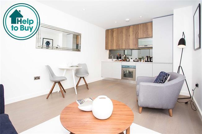 Asking Price £250,000, 1 Bedroom Flat For Sale in St Albans, AL1