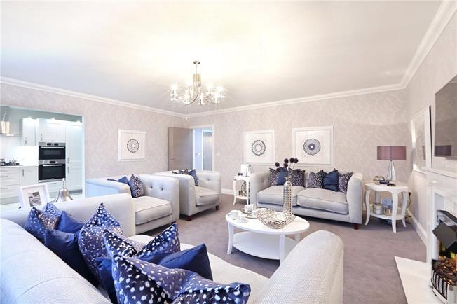 Asking Price £895,000, 3 Bedroom Flat For Sale in St Albans, Hertfordshire, AL3