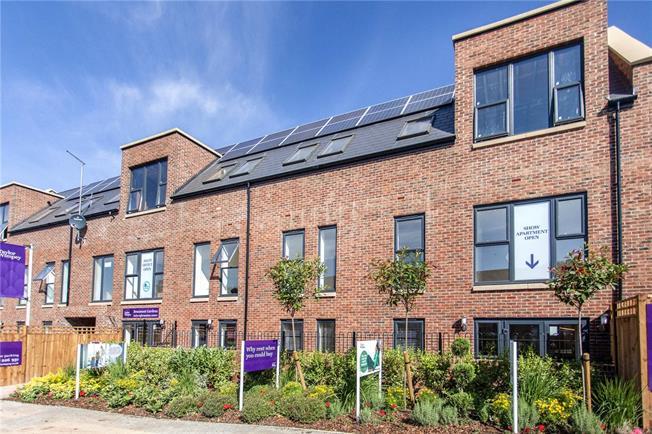 Asking Price £417,500, 2 Bedroom Flat For Sale in Hertfordshire, AL1