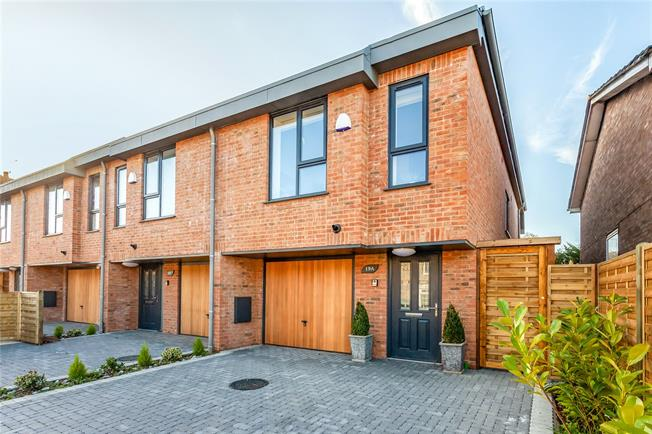 Asking Price £785,000, 4 Bedroom Terraced House For Sale in Bushey, Hertfordshire, WD23
