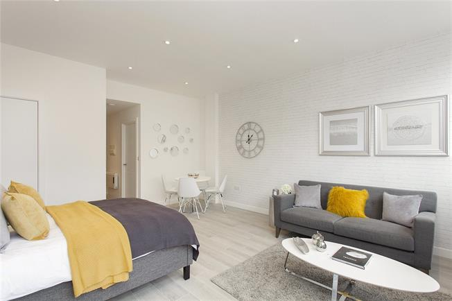 Asking Price £240,000, Flat For Sale in Harrow, Middlesex, HA2