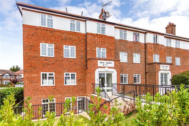 Asking Price £315,000, 1 Bedroom Flat For Sale in Edgware, HA8