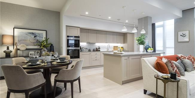 Asking Price £730,000, 2 Bedroom Flat For Sale in Stanmore, HA7