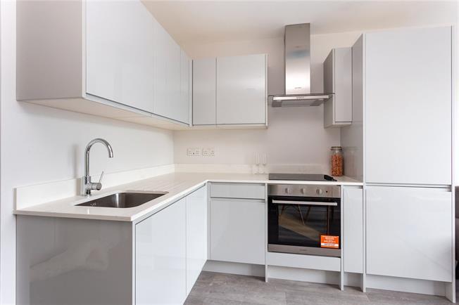 Asking Price £295,000, 1 Bedroom Flat For Sale in Harrow, HA1