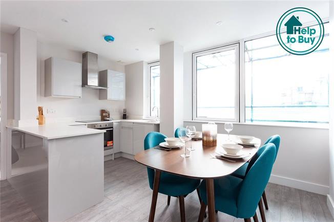 Asking Price £380,000, 2 Bedroom Flat For Sale in Harrow, HA1