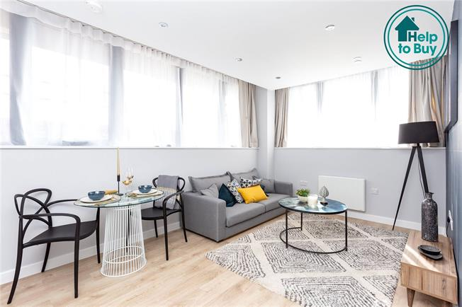 Asking Price £290,000, 1 Bedroom Flat For Sale in Middlesex, HA7