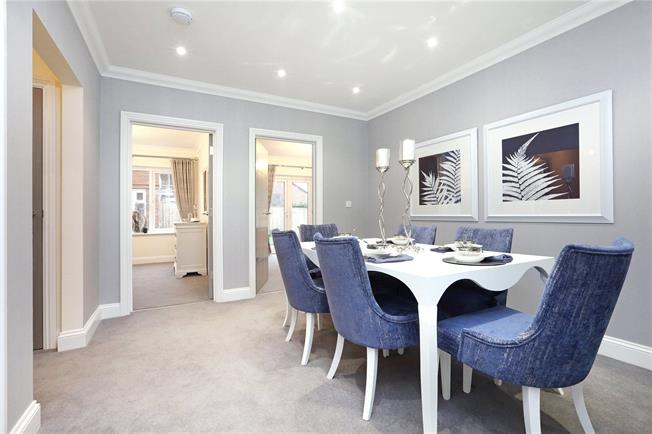 Asking Price £750,000, 2 Bedroom Flat For Sale in St Albans, Hertfordshire, AL3