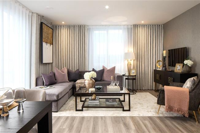 Asking Price £564,995, 2 Bedroom Flat For Sale in Mill Hill, London, NW7