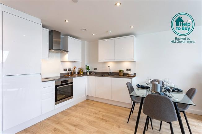 Asking Price £305,000, 1 Bedroom Flat For Sale in Stanmore, HA7
