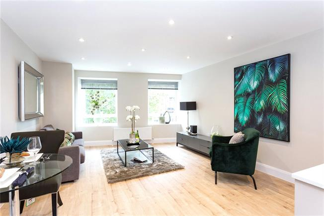 Asking Price £299,950, 1 Bedroom Flat For Sale in Stanmore, HA7