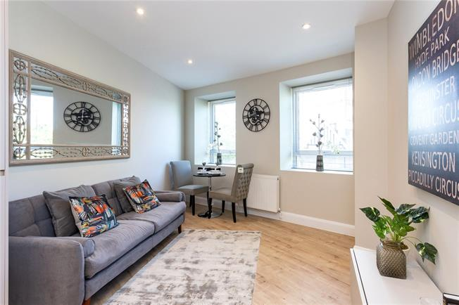 Asking Price £329,950, 1 Bedroom Flat For Sale in The Broadway, Stanmore, HA7