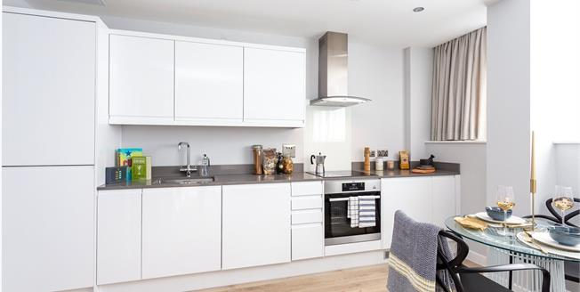 Asking Price £280,000, 1 Bedroom Flat For Sale in Middlesex, HA7
