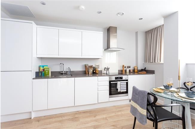 Asking Price £300,000, 1 Bedroom Flat For Sale in Middlesex, HA7