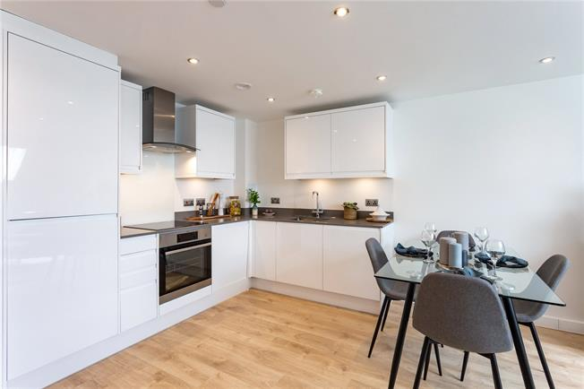 Asking Price £315,000, 1 Bedroom Flat For Sale in Middlesex, HA7