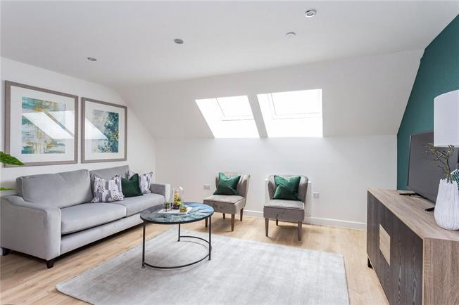 Asking Price £305,000, 1 Bedroom Flat For Sale in Middlesex, HA7