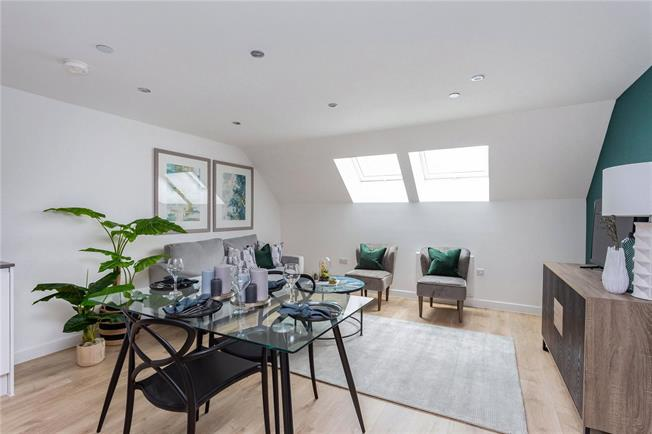 Asking Price £310,000, 1 Bedroom Flat For Sale in Middlesex, HA7