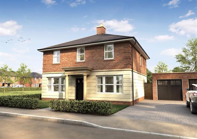 Asking Price £785,000, 4 Bedroom Detached House For Sale in Radlett, Hertfordshire, WD7