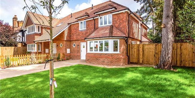Asking Price £795,000, 3 Bedroom Semi Detached House For Sale in Hertfordshire, WD19