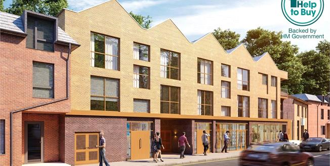 Asking Price £315,000, 1 Bedroom Flat For Sale in Hertfordshire, WD19
