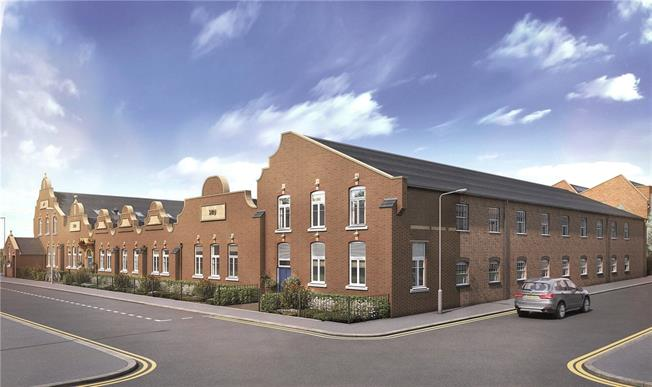 Asking Price £335,000, 1 Bedroom Flat For Sale in St Albans, Hertfordshire, AL1