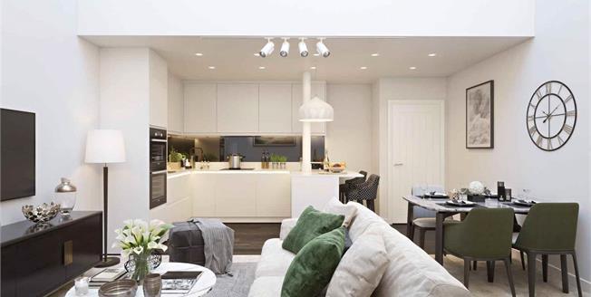 Asking Price £560,000, 2 Bedroom Flat For Sale in St Albans, Hertfordshire, AL1