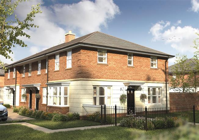 Asking Price £550,000, 3 Bedroom End of Terrace House For Sale in Radlett, Hertfordshire, WD7