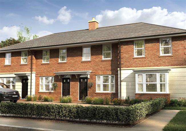 Asking Price £450,000, 2 Bedroom Terraced House For Sale in Radlett, Hertfordshire, WD7