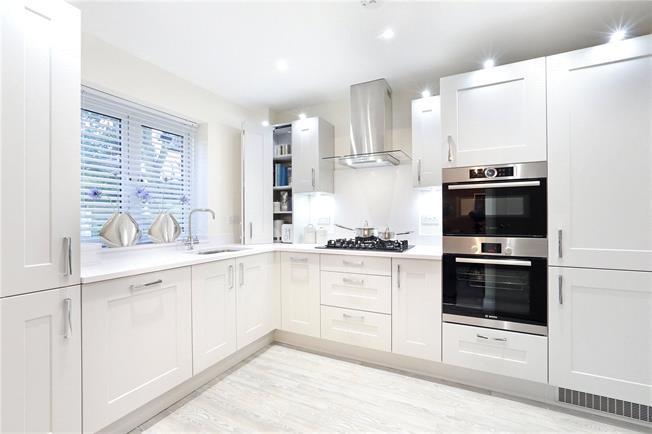Asking Price £695,000, 2 Bedroom Flat For Sale in St Albans, Hertfordshire, AL3