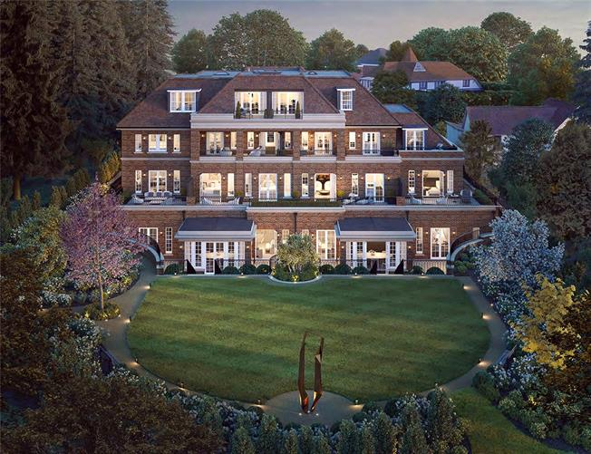 Offers in the region of £995,000, 2 Bedroom Flat For Sale in Radlett, Hertfordshire, WD7