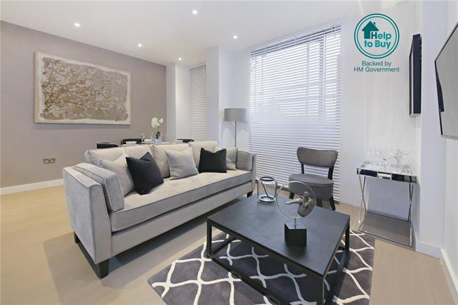Asking Price £320,000, 1 Bedroom Flat For Sale in St Albans, AL1