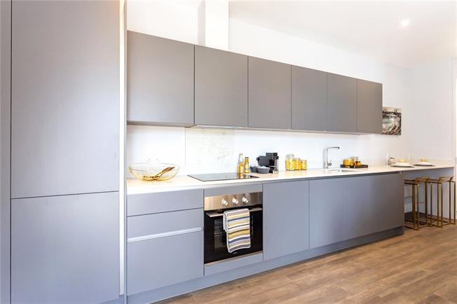Asking Price £310,000, 1 Bedroom Flat For Sale in Stanmore, HA7
