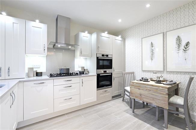 Asking Price £725,000, 2 Bedroom Flat For Sale in St Albans, Hertfordshire, AL3