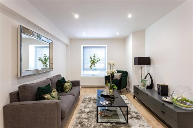 Asking Price £324,950, 1 Bedroom Flat For Sale in The Broadway, Stanmore, HA7