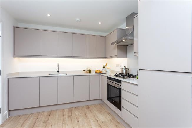 Asking Price £314,950, 1 Bedroom Flat For Sale in Stanmore, HA7