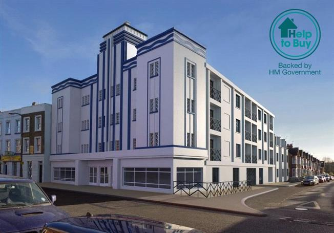 Asking Price £285,000, 1 Bedroom Flat For Sale in Watford, Hertfordshire, WD18