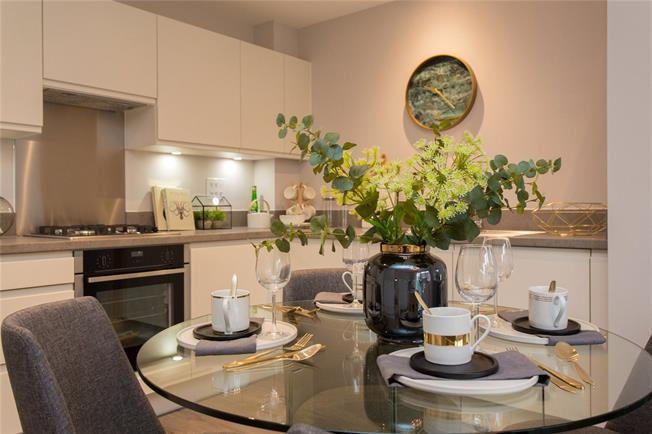 Asking Price £465,000, 2 Bedroom Flat For Sale in Harrow, Middlesex, HA1