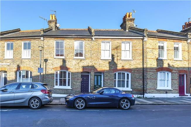 Asking Price £775,000, 2 Bedroom Terraced House For Sale in London, SE10