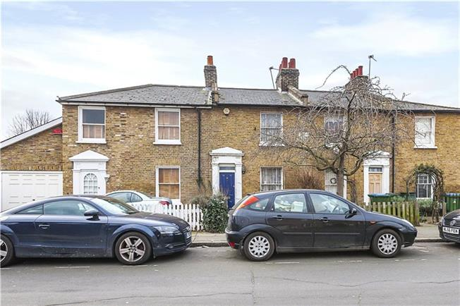 Asking Price £550,000, 2 Bedroom Terraced House For Sale in London, SE10