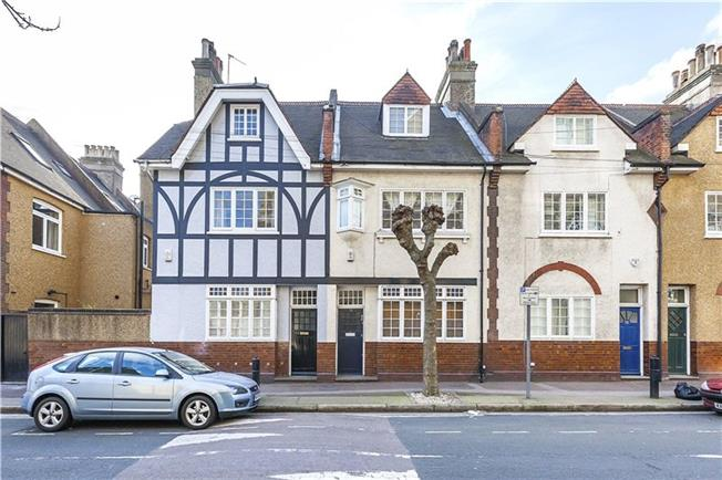 Asking Price £675,000, 3 Bedroom Terraced House For Sale in London, SE10