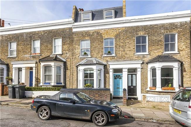 Asking Price £840,000, 4 Bedroom Terraced House For Sale in London, SE8