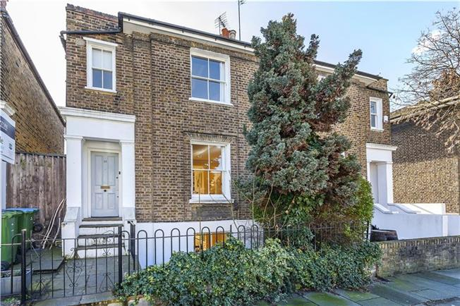 Offers in excess of £1,000,000, 2 Bedroom Semi Detached House For Sale in London, SE10