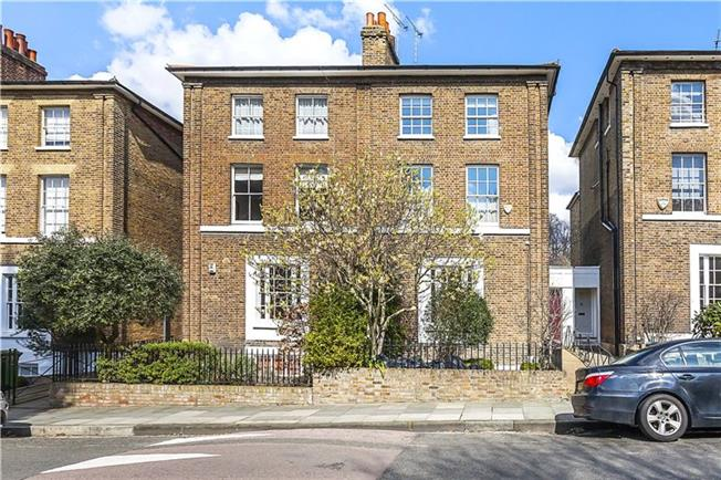 Asking Price £2,200,000, 4 Bedroom Semi Detached House For Sale in London, SE10