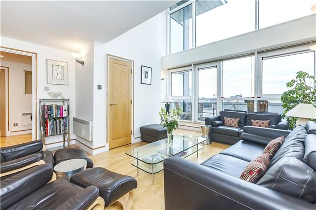 Offers in excess of £1,000,000, 3 Bedroom Flat For Sale in London, SE8