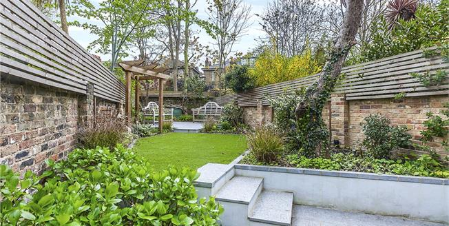 Asking Price £1,100,000, 3 Bedroom Terraced House For Sale in London, SE10