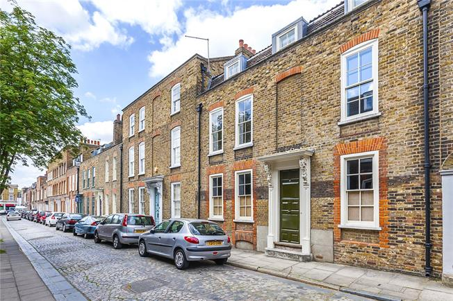 Asking Price £1,200,000, 5 Bedroom Terraced House For Sale in London, SE8