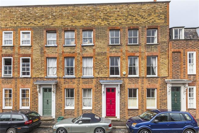 Asking Price £1,150,000, 4 Bedroom Terraced House For Sale in London, SE8