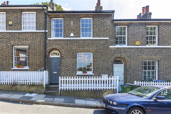 Asking Price £795,000, 2 Bedroom Terraced House For Sale in London, SE10
